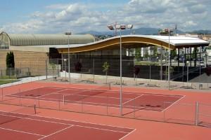 Corró d'Avall pistes tennis