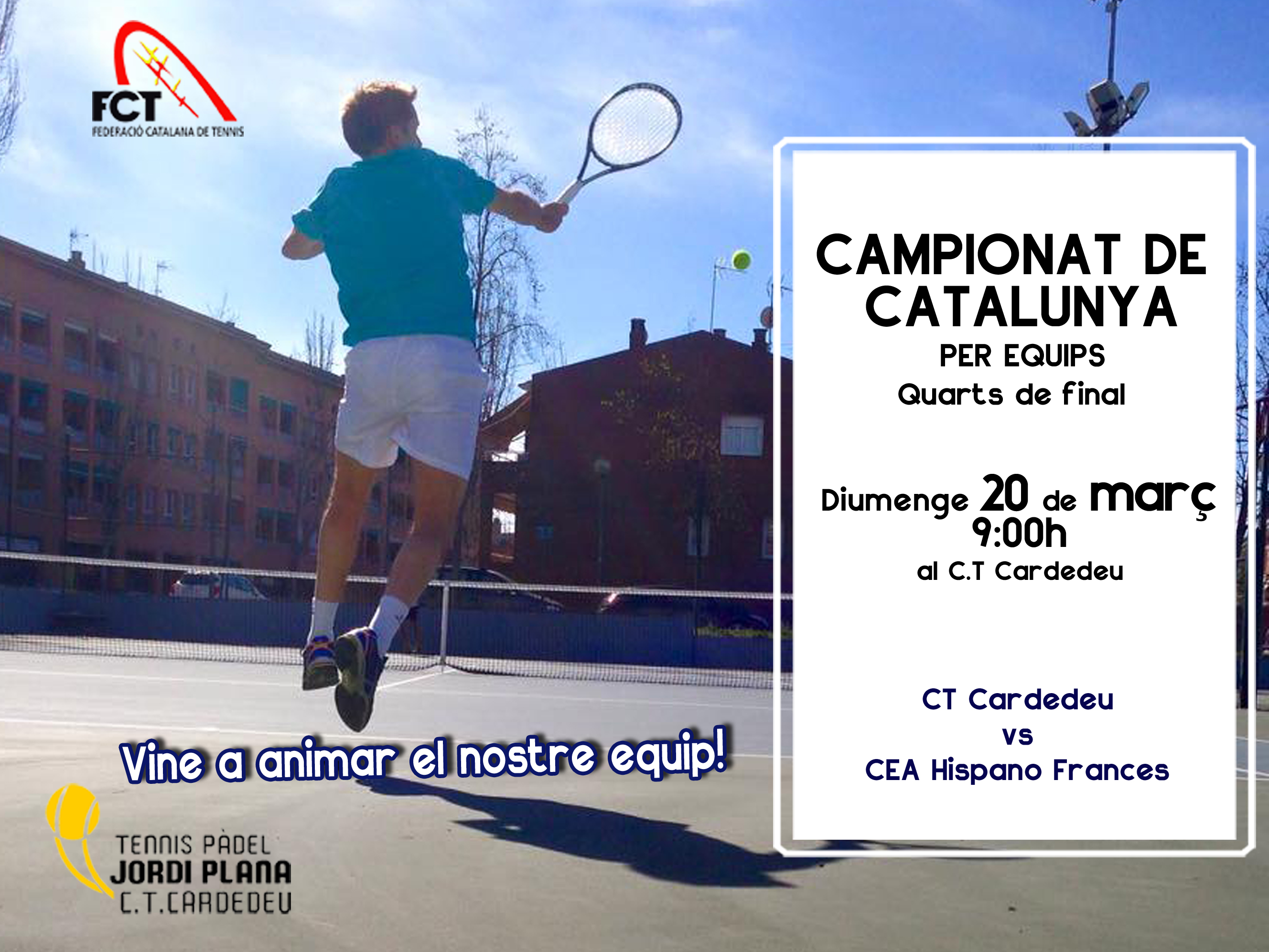 campionat catalunya equips quarts de final